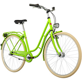 Ortler Detroit City Bike 3-speed green